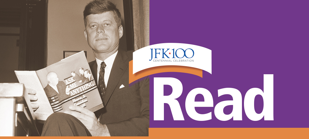 JFK 100th Centennial Celebration Read Graphic